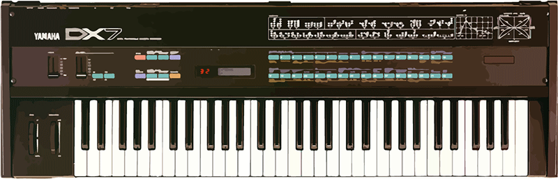 Sysex for Yamaha DX7